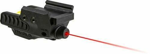 Truglo Truglo Laser Sight-line - Red Laser Picatinny Mount