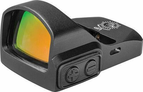 Truglo Truglo Red-dot Micro Tru-tec - 3-moa Dot Picatinny/pistol Blk