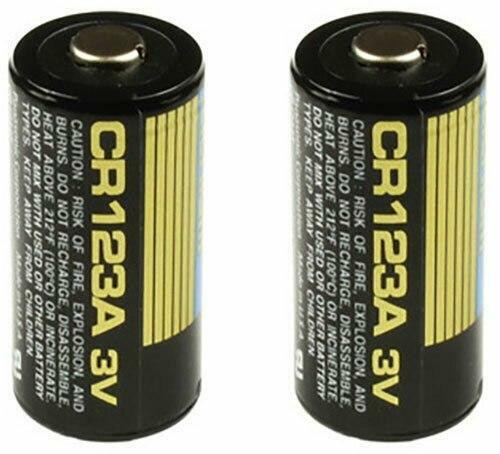 Truglo Truglo Cr123a Lithium Ion - Batteries 2-pack