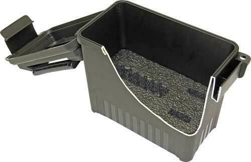 MTM Mtm Tactical Pistol Case - Subcompact Dark Gray Lockable