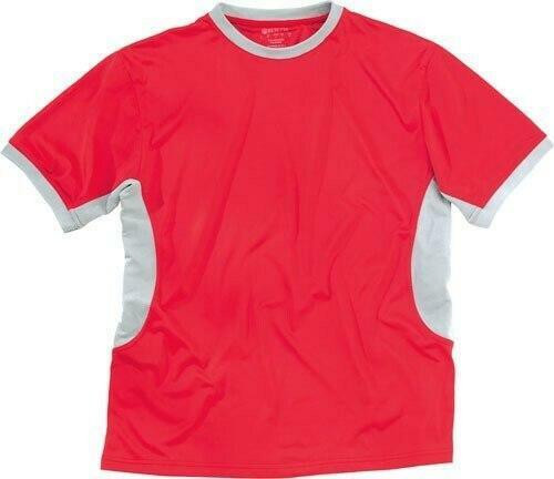 Beretta Special Purchase Beretta Mens Silver Pigeon - T-shirt X-large Tango Red/slvless
