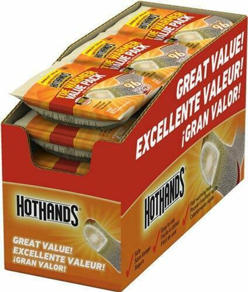 HotHands Hothands Toe Warmer Value Pack - 6 Pairs Per Pack 8 Hour W/adhs