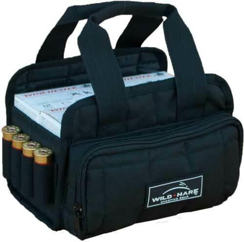 Peregrine Outdoors Peregrine Outdoors Wild Hare - Deluxe 4-box Carrier Black