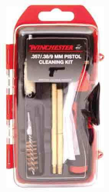 Winchester Winchester .38/9mm Handgun - 14pc Compact Cleaning Kit