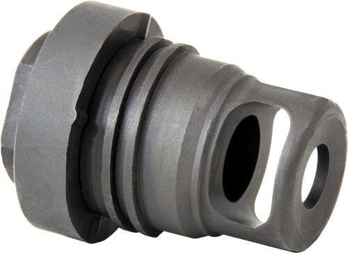 Yankee Hill Machine Yhm Mini Qd Muzzle Brake - 7.62mm For 5/8x24 Threads