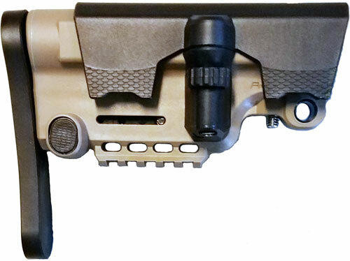 AB Arms Ab Arms Stock Urban Sniper - Mil-spec/commerical Ar15 Fde