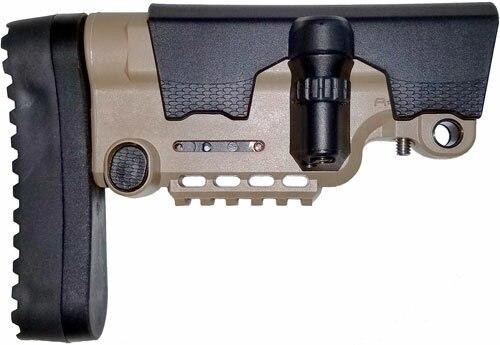 AB Arms Ab Arms Urban Sniper Stock X - Flat Dark Earth