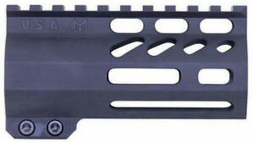 Guntec USA Guntec Air-lok Handguard - 4 M-lok Black