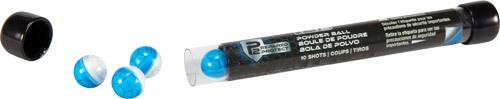 Umarex USA Umarex T4e P2p .50 Cal Powder - Ball Blue/white 10-pack