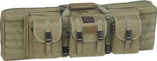 Bulldog Bulldog 37 Single Tactical Cs - 3 Large Accessory Pockets Grn