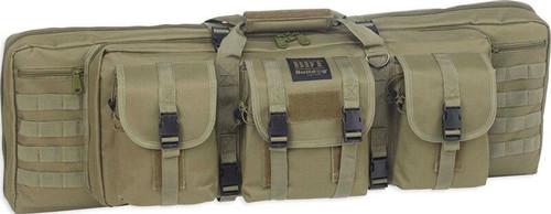 Bulldog Bulldog 43 Single Tactical Cs - 3 Large Accessory Pockets Grn