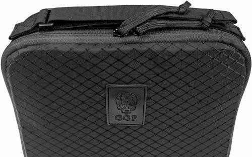 Grey Ghost Gear Grey Ghost Gear Pistol Case - Black