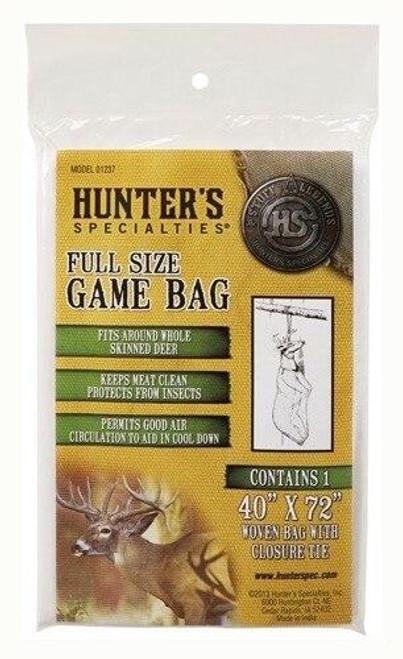 Hunters Specialties Hs Field Dressing Game Bag - Deer Size 40x72