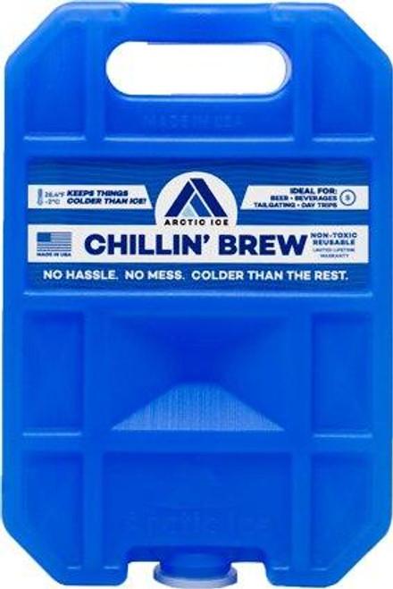Arctic Ice Chillin Brew Small - .75lb Reusable Refrige Temp