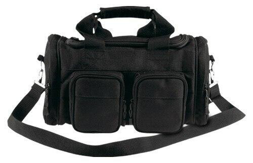 Bulldog Bulldog Standard Range Bag - Black W/ Shoulder Strap