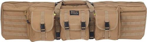 Bulldog Bulldog 43 Single Tactical Cs - 3 Large Accessory Pockets Tan