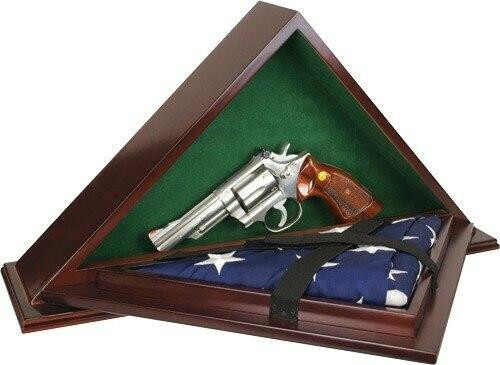 PSP PRODUCTS Psp Concealment Patriot Flag - Holds Lrg Handgun and Valuables