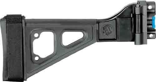 SB Tactical Sb Tactical Brace Sbt5k Black - Side Folding Fits Hk Mp5k/sp89