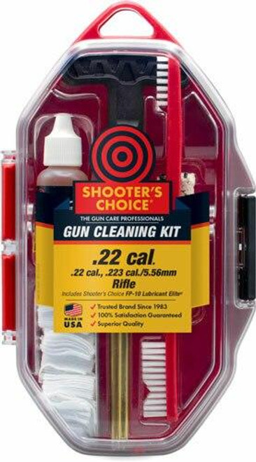 Shooters Choice Shooters Choice .22 Cal Rifle - Cleaning Kit