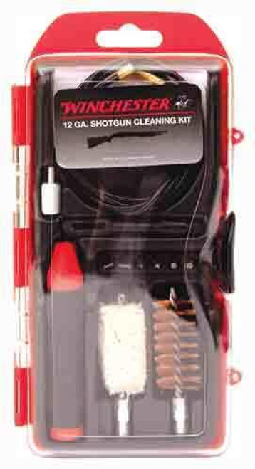 Winchester Winchester 12ga Shotgun - 13pc Compact Cleaning Kit