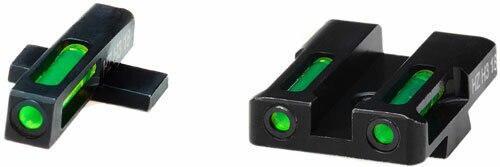 Hiviz Hiviz Litewave H3 Tritium Lite - Pipe Set Springfield Xd/xds/xe