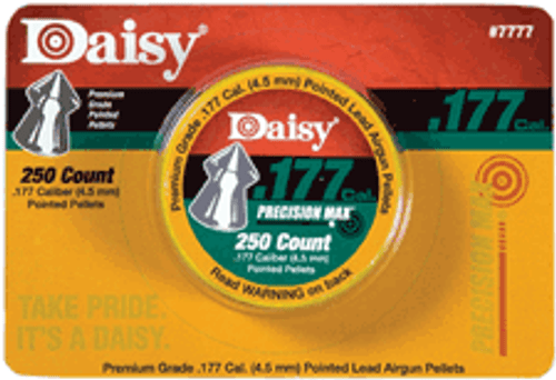 Daisy Daisy Pointed Pellet .177 - 250-count 6-pack Case