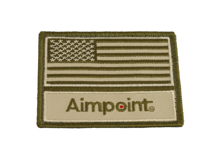 Aimpoint® American Flag Patch