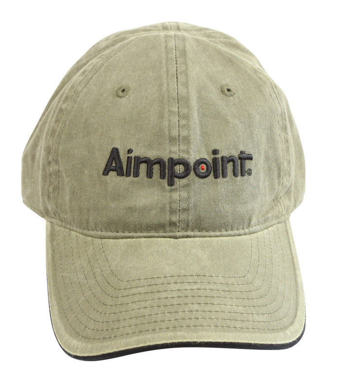 Green Twill Aimpoint® Branded Range Hats