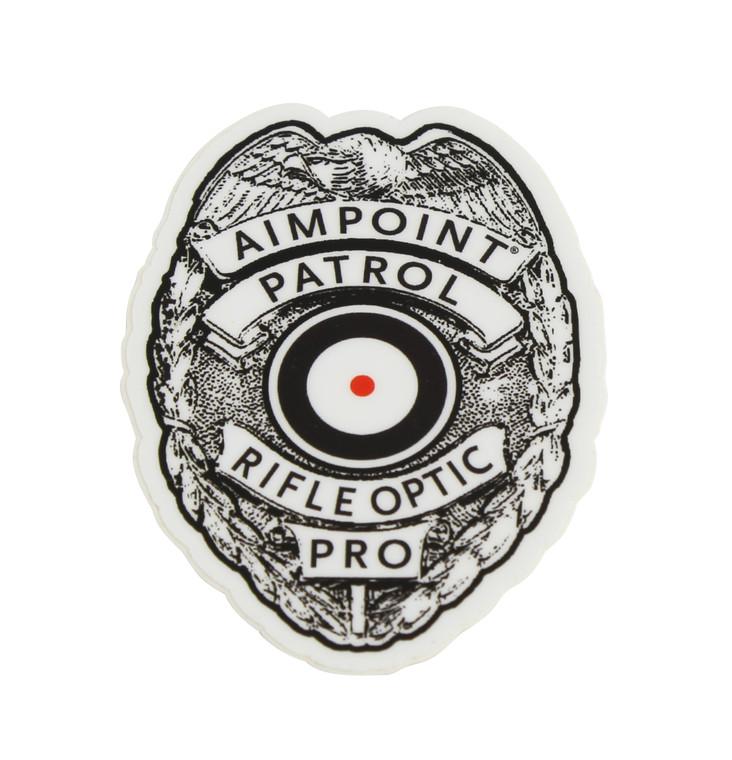 "Patrol Rifle Optic™ Stickers, Small (3""x2.25"")"