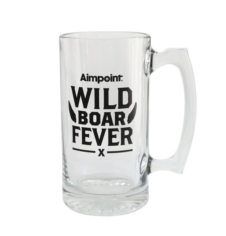 Aimpoint® Wild Boar Fever Glass Mug