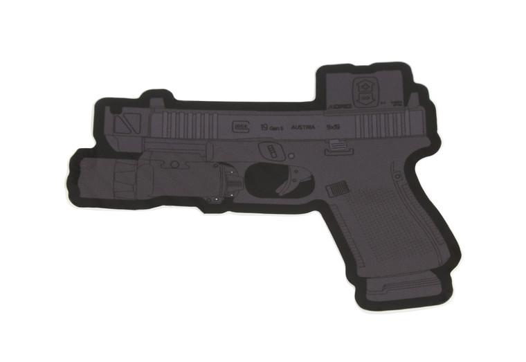 Aimpoint® Acro P-1™ Die cut sticker
