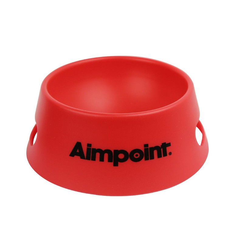 Aimpoint Aimpoint Branded Silipint Foldable Dog Bowl