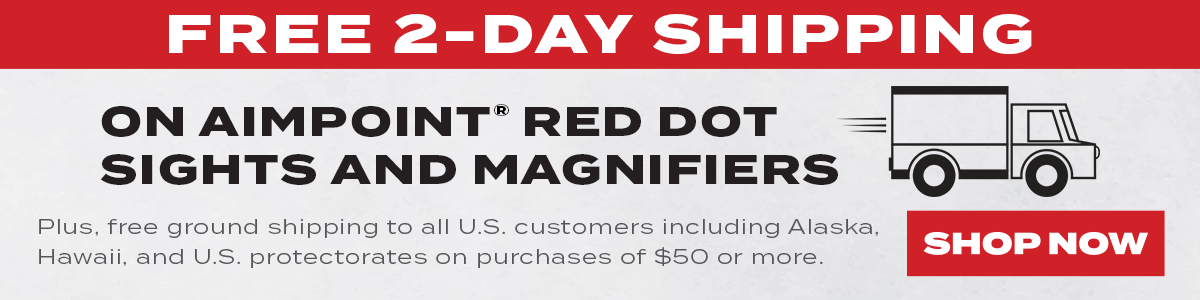 Free 2-Day Shipping
