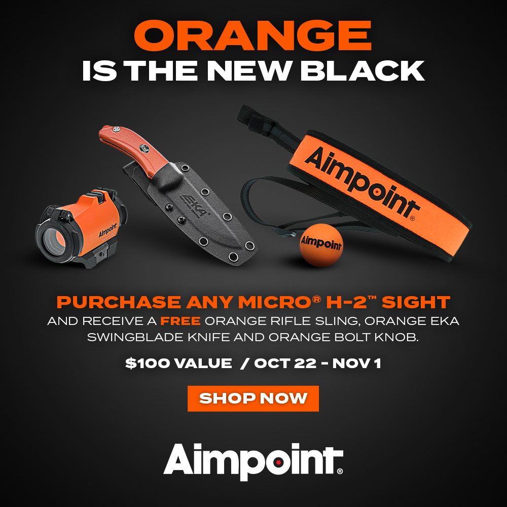 Aimpoint orange