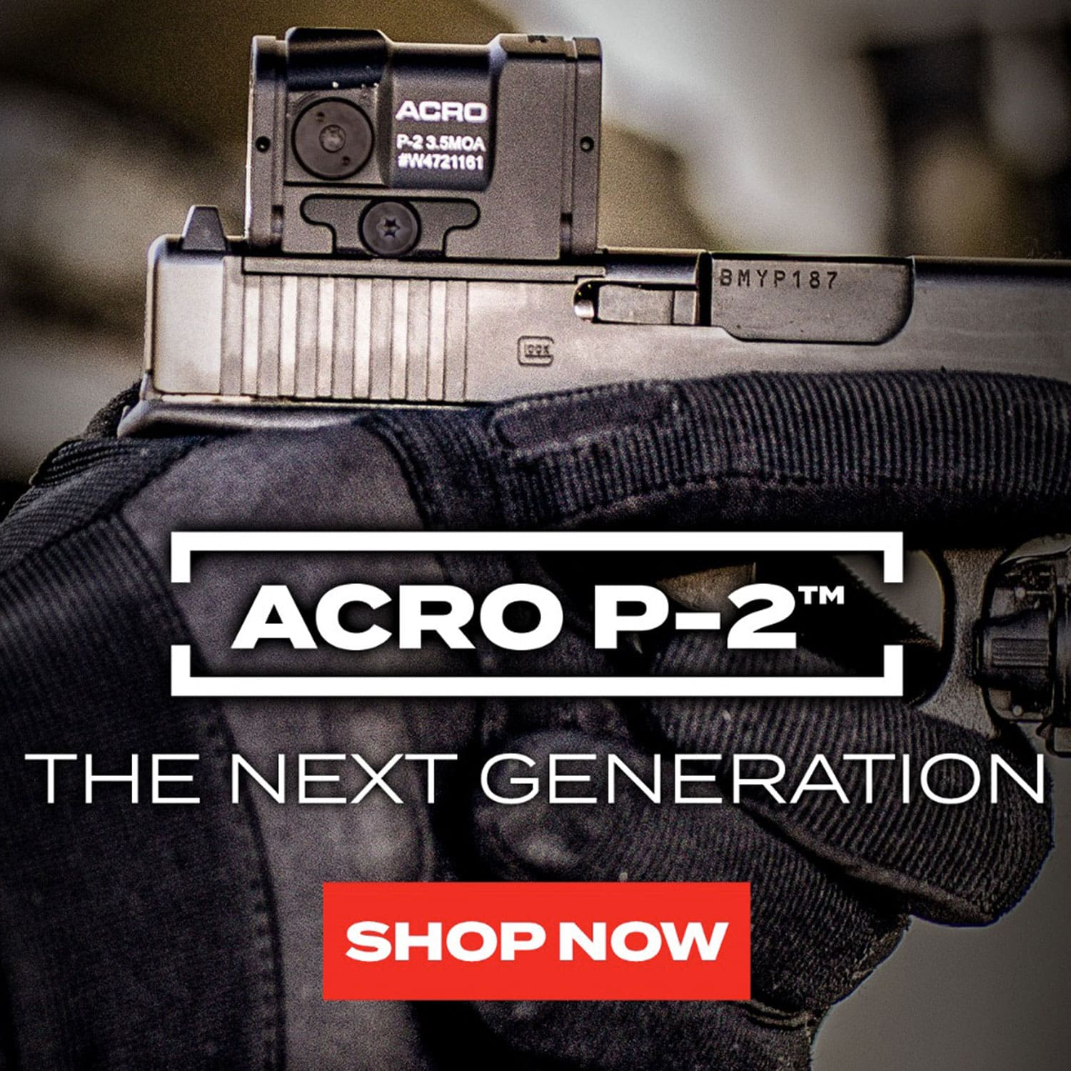 Aimpoint new acro p2