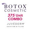 375 unit SUPER COMBO Botox/Filler Package