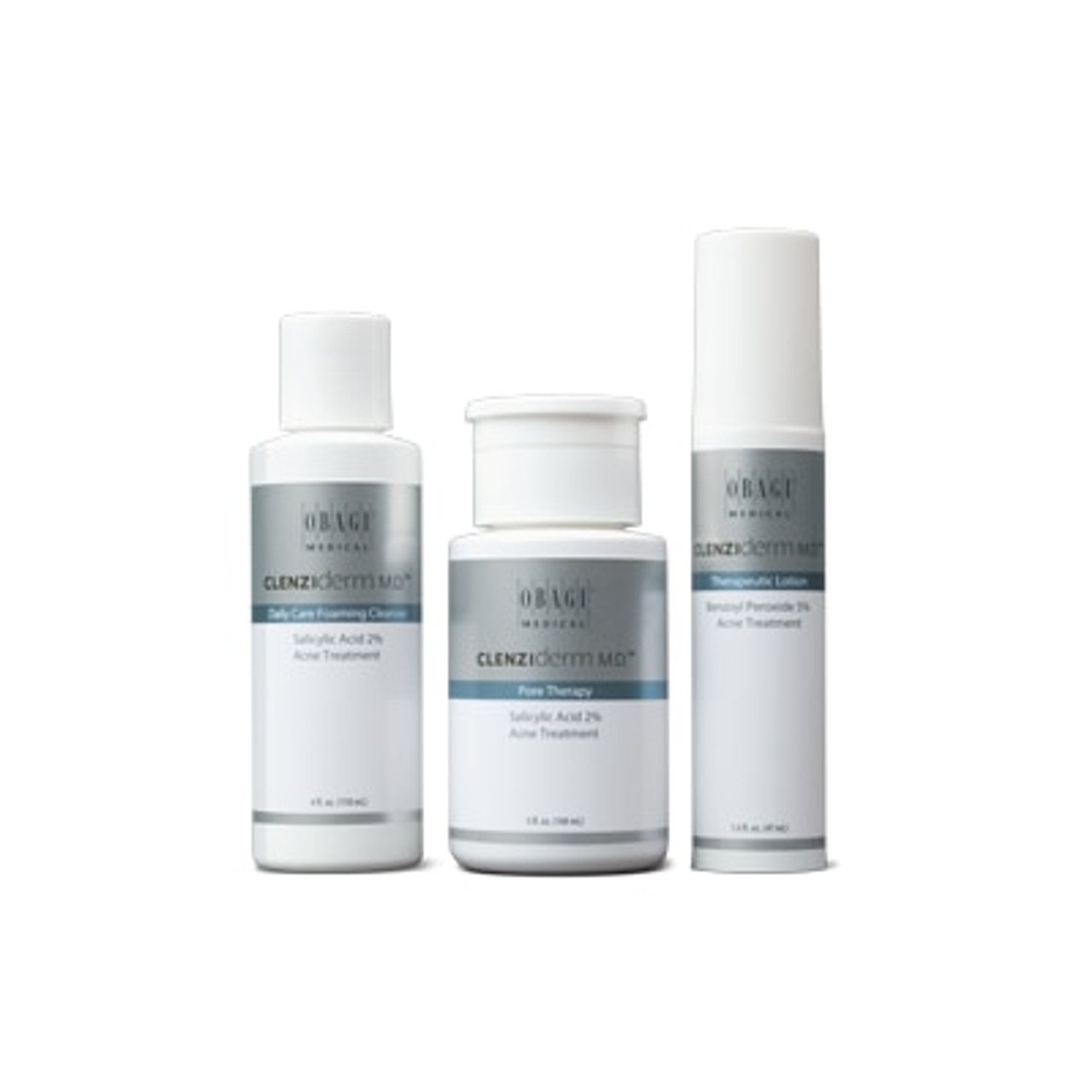 CLENZIderm Pore Therapy