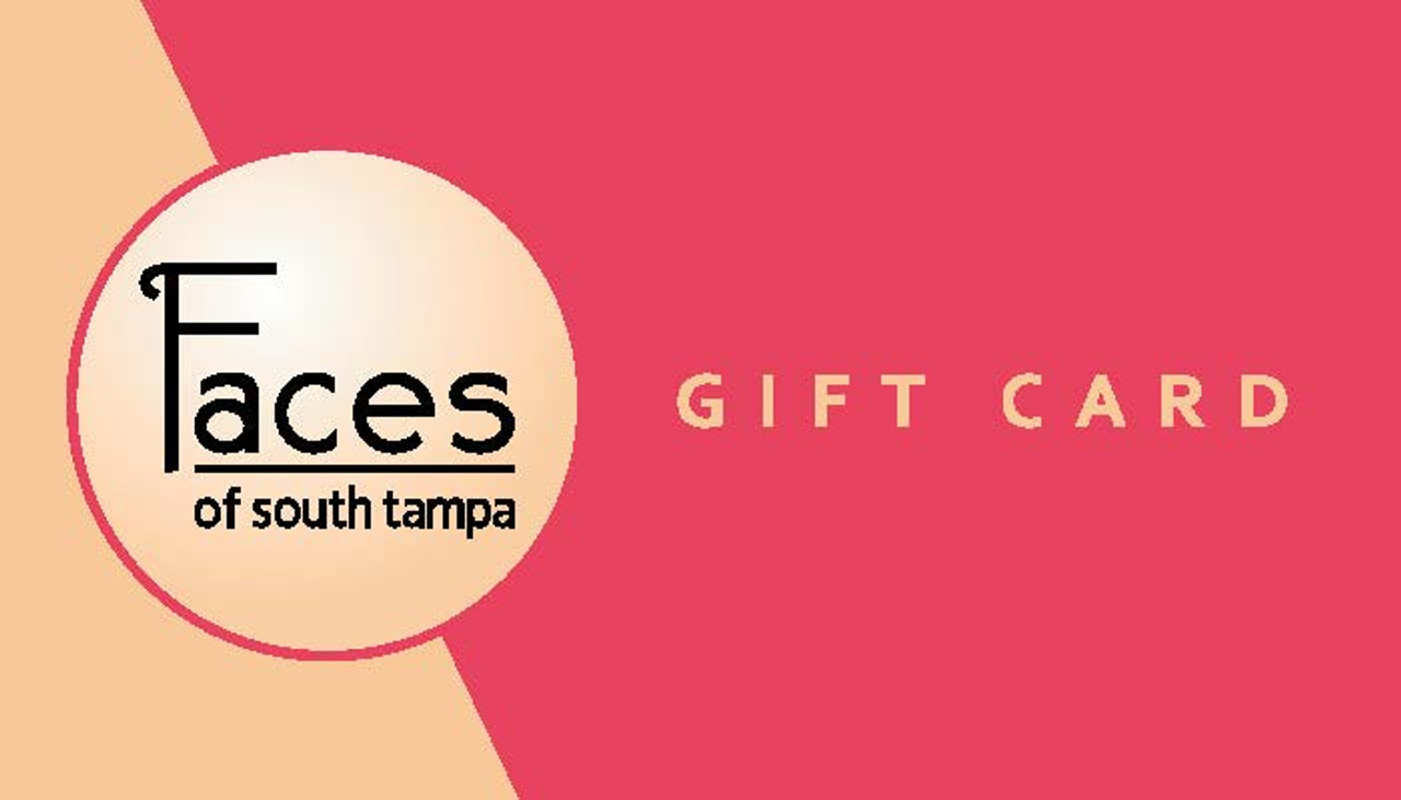 Faces Gift Cards