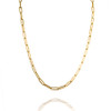 Classic 20 Inch Paperclip Necklace