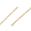 2.65ctw Slink Diamond Tennis Bracelet