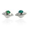 Planet Opal Earrings