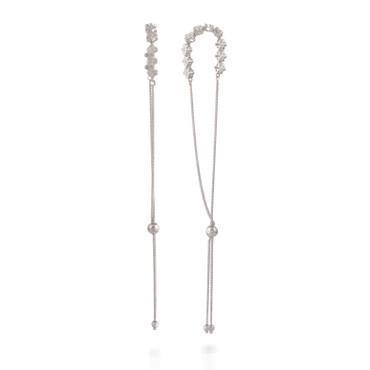 Clover Diamond Bolo Bracelet