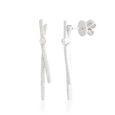 0.30ctw Diamond Earrings
