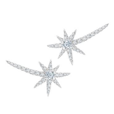 Graziela Star Diamond Earring