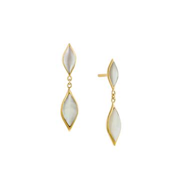 Kabana Pearl Mop Earring