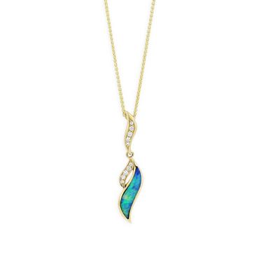 Kabana Opal Necklace