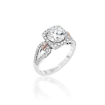 Simon G Whitaker Engagement Ring Setting