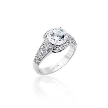 Simon G Margaux Engagement Ring Setting