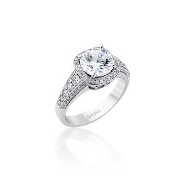 Simon G Margaux Engagement Ring Setting