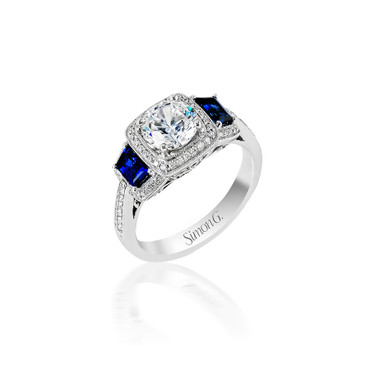 Simon G Diana Engagement Ring Setting